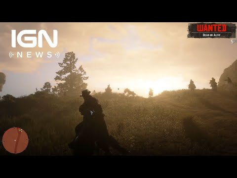 Red Dead Redemption 2 Official Companion App Revealed - IGN News