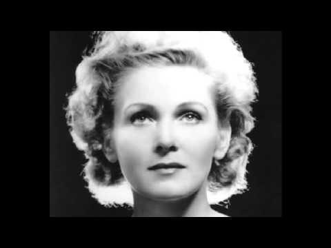 Elisabeth Schwarzkopf - O mio babbino caro