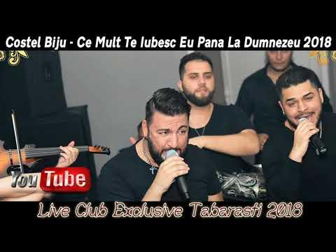 Costel Biju 2018 - Ce Mult Te Iubesc Eu, Pana La Dumnezeu (Live Club Exclusive Tabarasti)