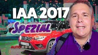 IAA 2017 - Habby unterwegs auf der größten Automesse