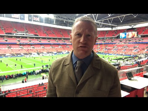 News Tribune's Gregg Bell from London's Wembley Stadium in what to expect with Seahawks vs Raiders