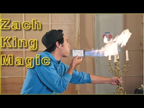 New Zach King Magic Tricks 2018 - Best Zach King Tricks Collection