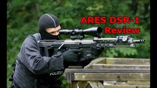 Video DICE Airsoft: ARES DSR-1 Review download MP3, MP4, WEBM, AVI, FLV April 2018