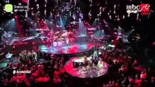 Arab Idol - عمار، هيثم، حازم، ماجد ومحمد رشاد - ميدلي وائل كفوري - الحلقات المباشرة