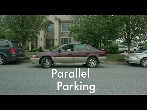 PennDOT Parallel Parking Training Video