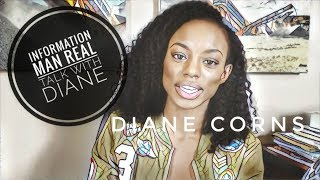 Diane Information Man African Real Talk News People