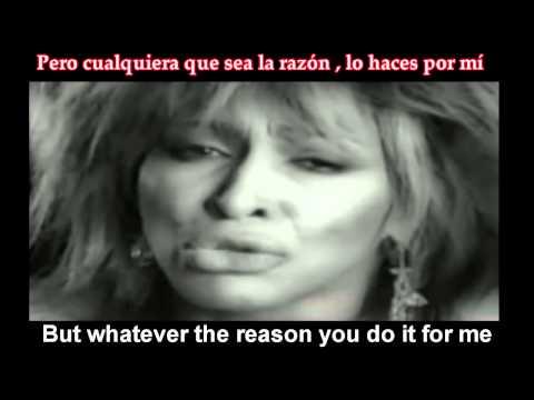 Tina Turner What's Love Got To Do With It Subtitulado Español Ingles