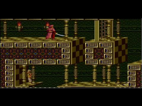 Prince Of Persia (SNES) LongPlay