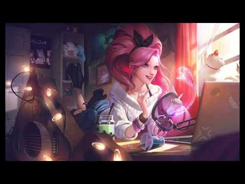 K/DA ALL OUT Seraphine Ultimate Skin Music: Indie [Music Preview] - League of Legends