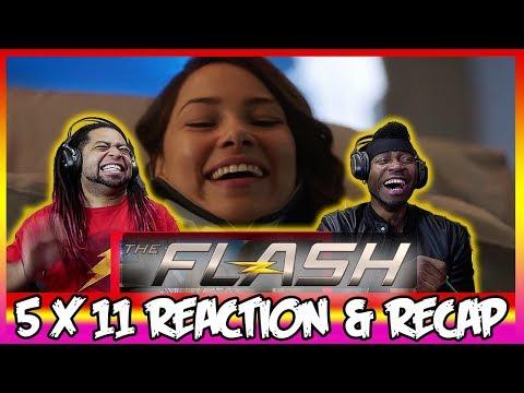 The Flash Season 5 Episode 11 Reaction & Review