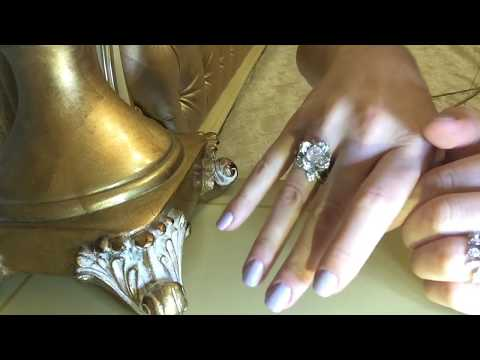 видео: Мои кольца с сайта  joom