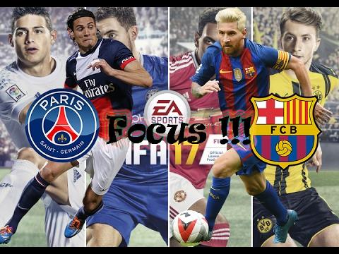 Focus : Ligue des Champions : PSG - Barcelone : Paris is Magic