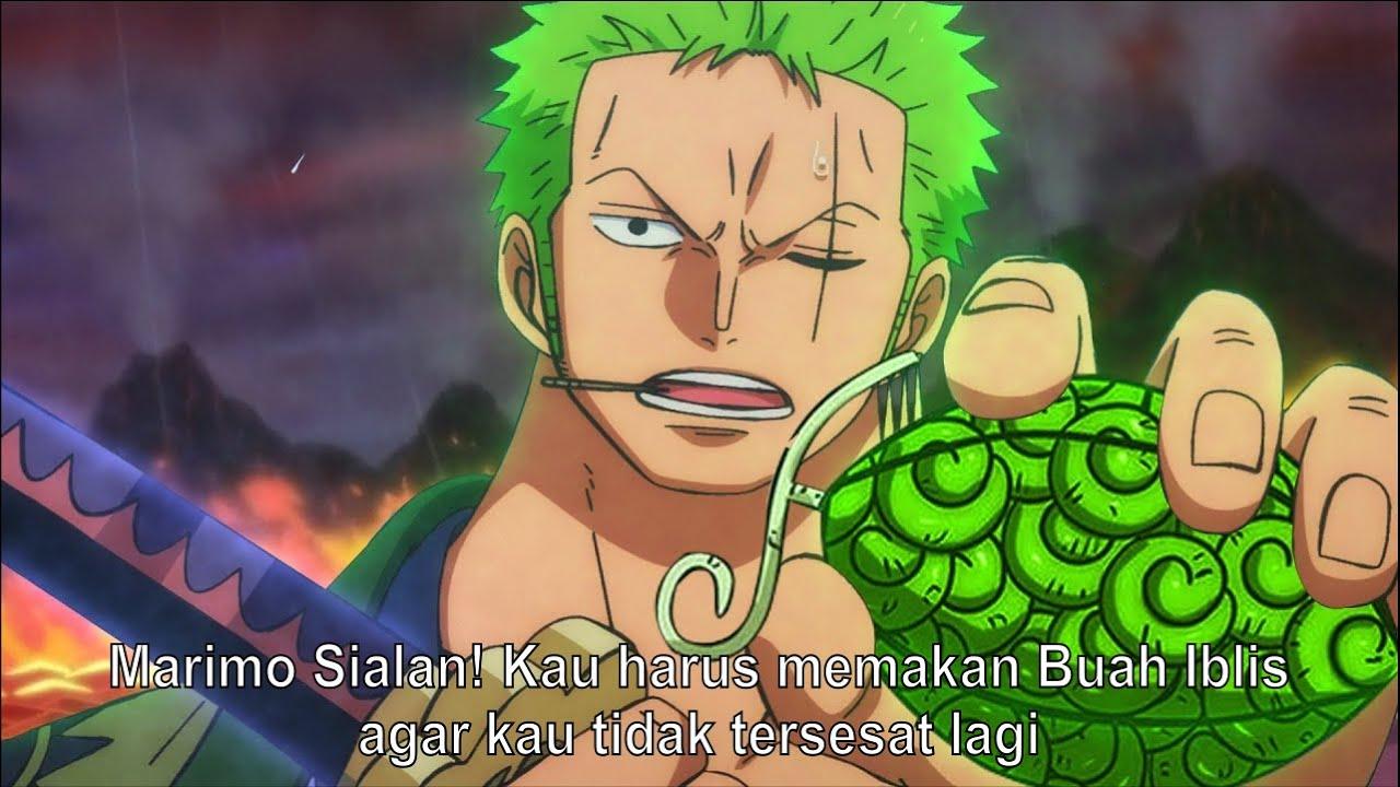Inilah Buah Iblis Untuk Zoro Dan Sanji One Piece 972 Teori Youtube