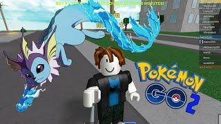 CAPTURING POKEMON in POKEMON GO 2! Roblox Pokemon go on PC of MINECRAFT in Spanish