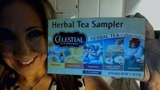 Celestial Tea Herbal Tea Sampler Review