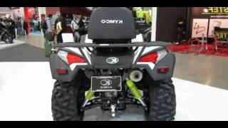 2014 Kymco MXU 700i All Terrain Vehicle Walkaround [fadriema]