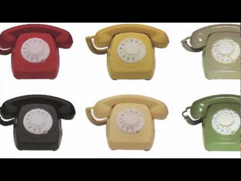 Retro Ringtone From My 1977 Australian Rotary Dial Phone As Requested