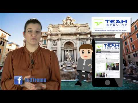 Team Service Agenzia 37 Roma (Prof)  x Imprese e Professionisti