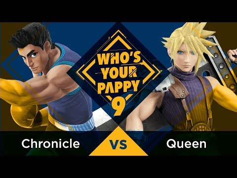 Who's Your Pappy #9 - Pool A1: OAK | Chronicle (Little Mac) vs. TCM | Queen (Cloud)