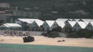 世論島 フェリー上から島風景 プリシアヨロン 2016年06月23日③