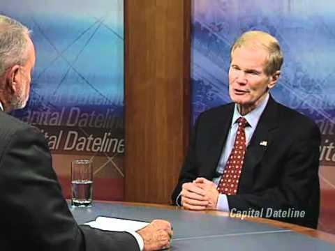 FL Newsmakers: Sen. Bill Nelson Part 2