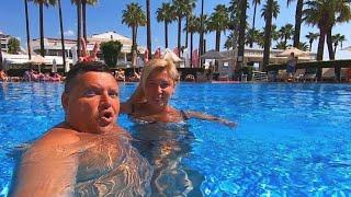 Турция 2020 Наш номер в отеле Ideal Prime Beach 5 Идеал Прайм Бич 5 Мармарис 2020
