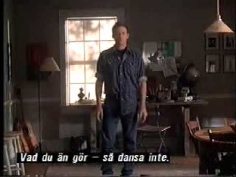Kevin Kline   Men don't dance