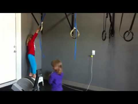 Garage gym american ninja warrior training youtube