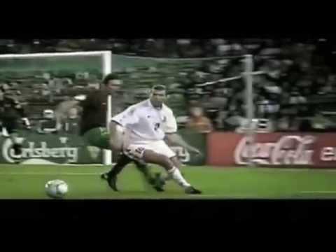 Les plus beaux dribbles et buts de Zinédine Zidane