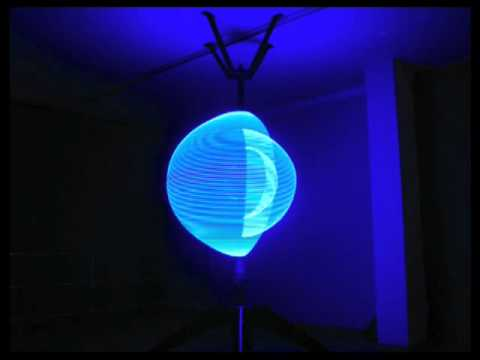 Alex Posada The Particle Responsive Kinetic Light