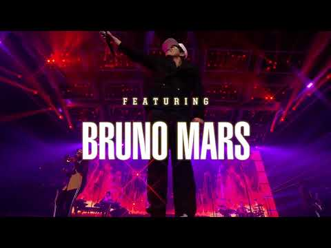 BRUNO MARS - 24K Magic World Tour 2018 Singapore