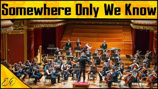 Keane - Somewhere Only We Know   Epic Orchestra