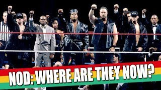 Every Nation of Domination Member: Where Are They Now (2018)