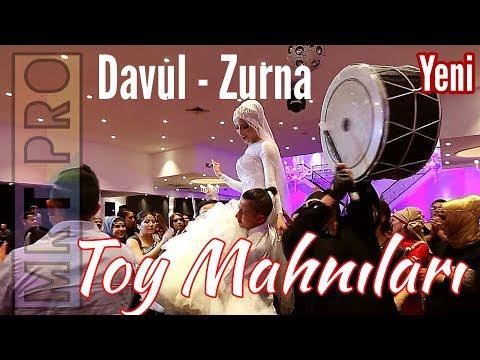 Oynamali TOY Mahnilari DAVUL- ZURNA 2017 / 2018 Super Yigma Naxcivan, Agbaba Toyu (MRT Pro)