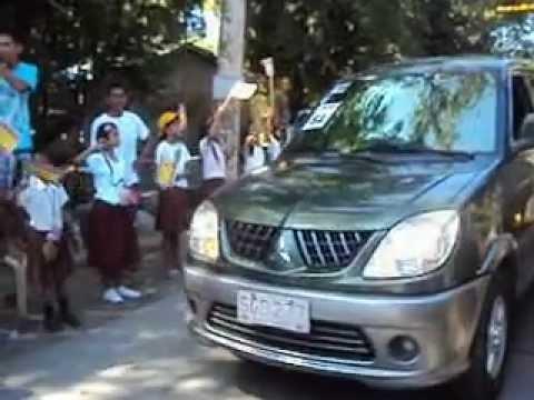 Queen of spain visit in our barangay sinunuc zamboanga city  YouTube