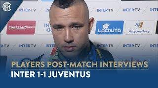 INTER 1-1 JUVENTUS | RADJA NAINGGOLAN INTERVIEW: