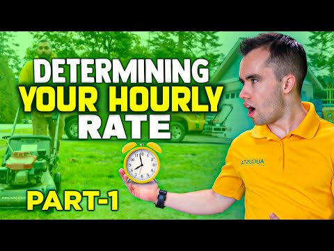 Determining Your Hourly Rate - Part 1