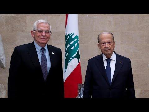 مسؤول أوروبي يزور لبنان ويلوح بعقوبات قد تطال سياسيين لعدم تنفيذ الإصلاحات  - نشر قبل 4 ساعة