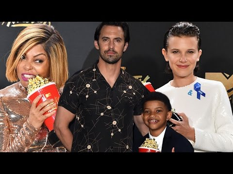 2017 MTV Movie & TV Awards Winners List - Stranger Things, Hidden Figures