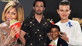 2017 MTV Movie & TV Awards Winners List - Stranger Things, Hidden Figures
