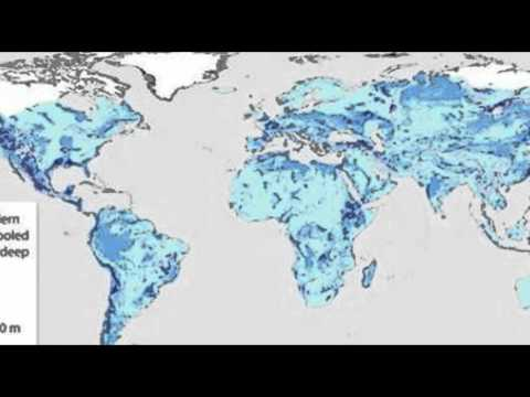 New Map of World's Groundwater Shows Planets 'Hidden' Reservoirs
