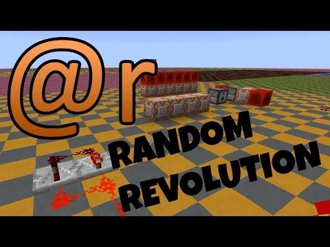 @r - Die Zufalls-Revolution in Minecraft!