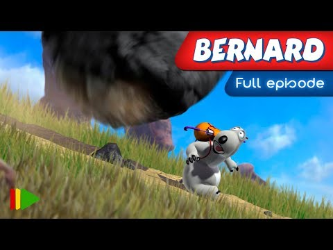 Bernard Bear (HD) - 12 - A Day in the Country