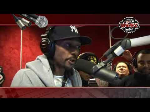 Bone Thugs in AMSTERDAM!!(101BARZ Freestyle Session!)