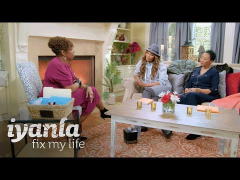 Iyanla Asks Cynthia Bailey Whether Sister Malorie Is a Gold Digger  Iyanla: Fix My Life  OWN