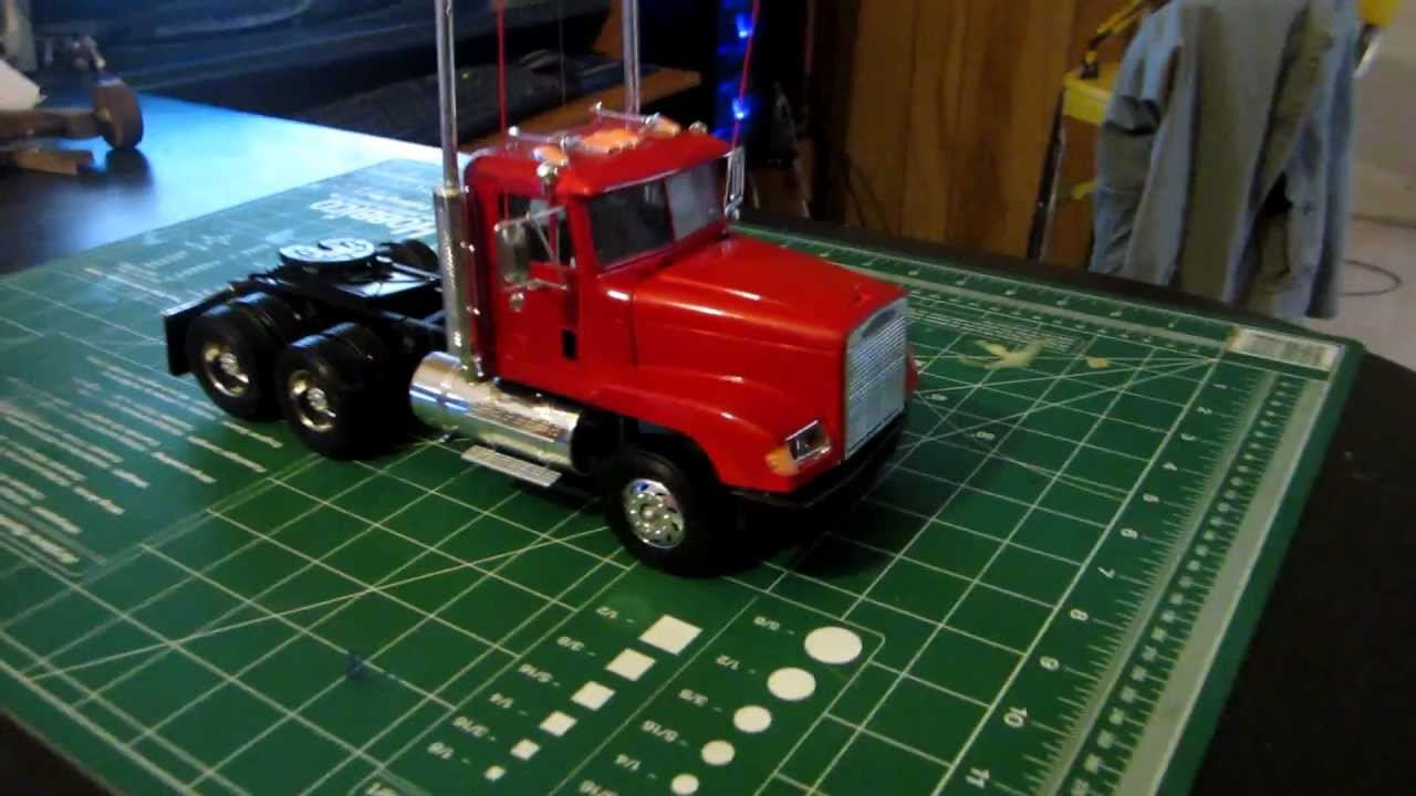 1 64th Scale Custom Semi Trucks