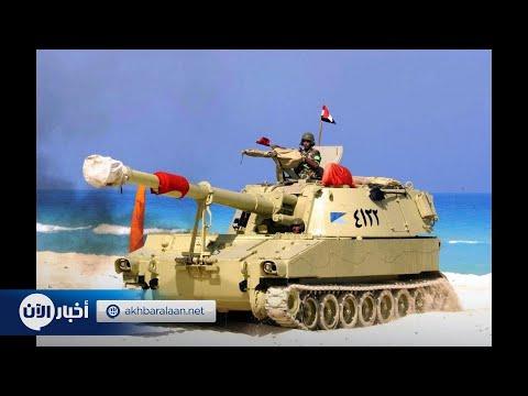 إحباط هجوم وقتل 7 إرهابيين في سيناء بمصر  - نشر قبل 6 ساعة