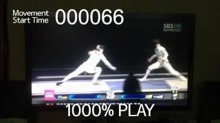 A Lam Shin vs Britta Heideman - Olympics Corruption 2012