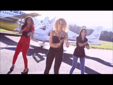 LAS CHICAS ROLANDS - DAME UN BESO (HD)