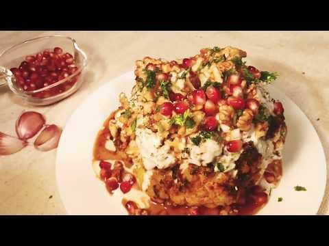 Roasted cauliflower recipe KETO